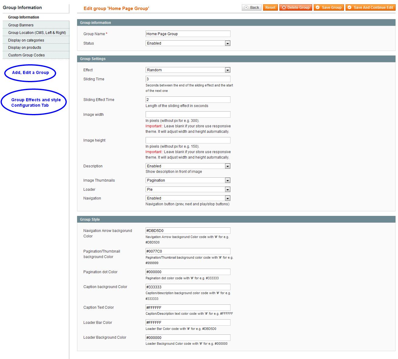 Free banner extension in magento downloader downloader - Advance Multistore Multigroup Responsive Banner Slider