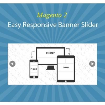 Magento 2 Easy Responsive Banner Slider